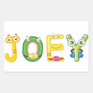 Joey Sticker