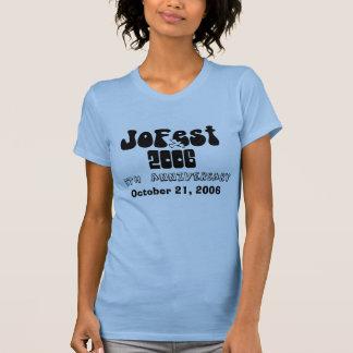 JoFest Tank, 10-21-2006, October 21, 2006 T-Shirt