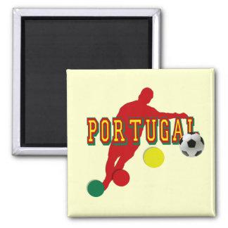 Jogador de Selecção Portuguesa Magnet Carré