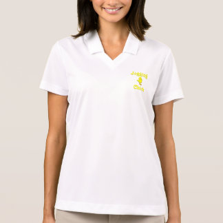Jogging  Chick Polo Shirt