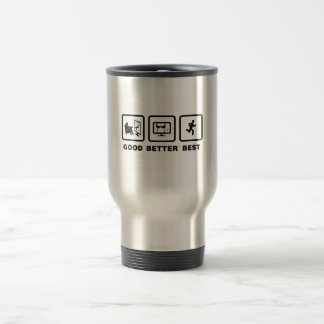 Jogging Travel Mug