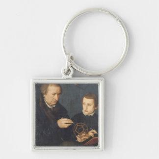 Johann I Neudorfer and his Son, 1561 Key Chains