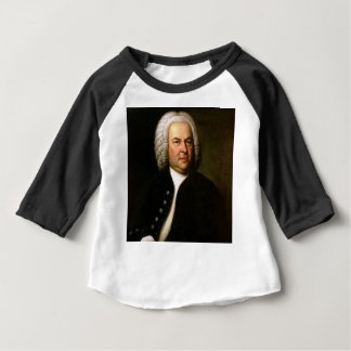Johann Sebastian Bach Baby T-Shirt