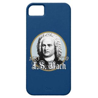 Johann Sebastian Bach iPhone 5 Covers