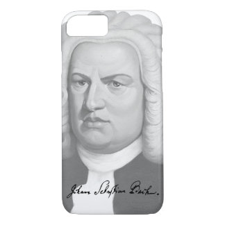 Johann Sebastian Bach iPhone 7 Case