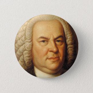 Johann Sebastian Bach Items 2 Inch Round Button