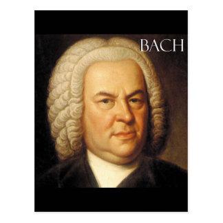 Johann Sebastian Bach Items Postcard