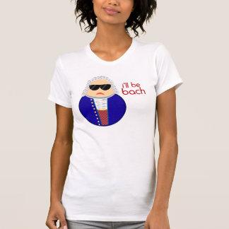 Johann Sebastian Bach Music Composer Gift T-Shirt