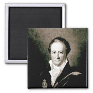 Johann Wolfgang Goethe Magnet