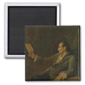 Johann Wolfgang von Goethe, 1775 Magnet