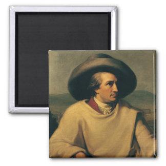 Johann Wolfgang von Goethe Magnet