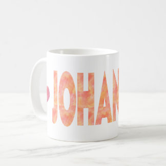 Johanna mug