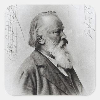 Johannes Brahms Stickers