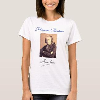 JOHANNES BRAHMS T-Shirt