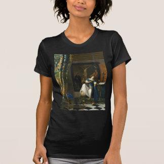 Johannes Vermeer Allegory of the Catholic Faith T-Shirt