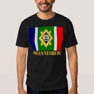 Johannesburg Flag Tshirt