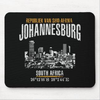 Johannesburg Mouse Pad