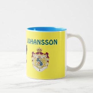 Johansson Custom 11 oz Two-Tone Mug