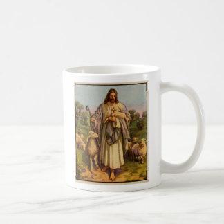 John  10  14,  I am the good shepherd: the good... Coffee Mug