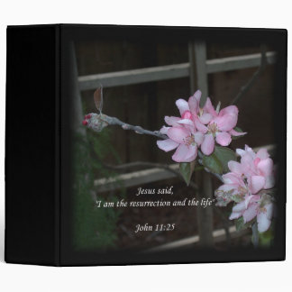 John 11:25 ~ Resurrection and the Life Binders