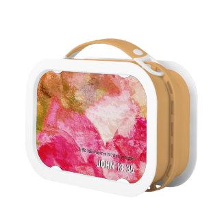 John 13:35 lunch box