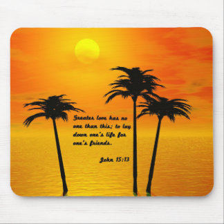John 15:13 MP Mouse Pad