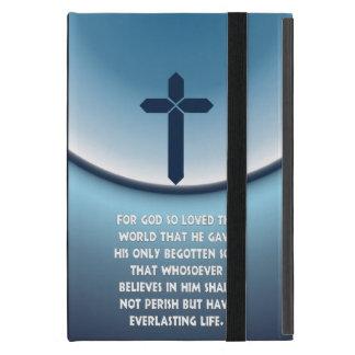 John 3:16 For God So Loved the World Cases For iPad Mini