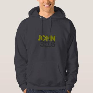 John 3:16 Hoodie