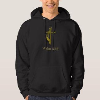 John 3:16 Mens christian t-shirts