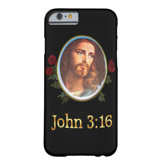John 3:16 merchandise barely there iPhone 6 case