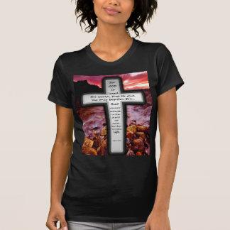 John 3:16 Women's Fine Jersey Short Sleeve T-Shirt