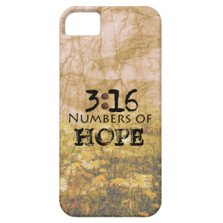 John 3:16, Words of Hope iPhone 5 Case