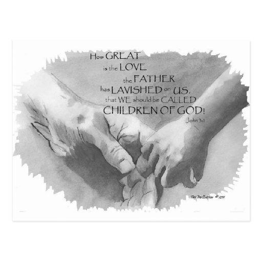 John 3:1 Postcard