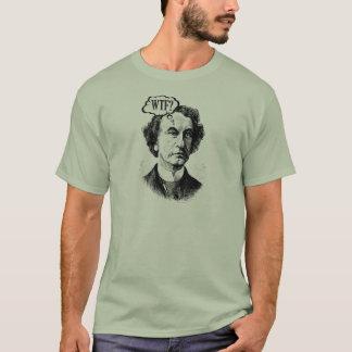 John A Macdonald wonders WTF? T-Shirt