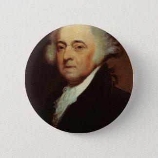 John Adams 2 Inch Round Button