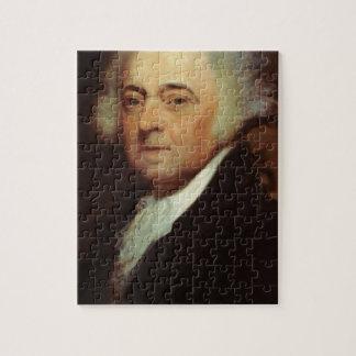 John Adams Jigsaw Puzzle