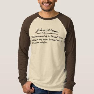 John Adams Quotes T-Shirt