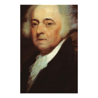 John Adams Stationery