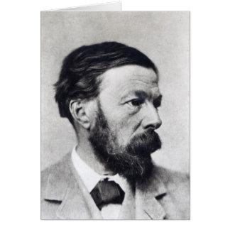 John Addington Symonds, c.1889 Card