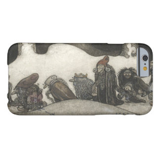 John Bauer - In the Christmas Night Barely There iPhone 6 Case