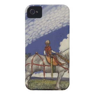 John Bauer - Into the Wide World iPhone 4 Cases