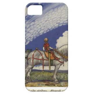 John Bauer - Into the Wide World iPhone 5 Covers