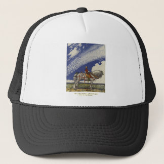 John Bauer - Into the Wide World Trucker Hat