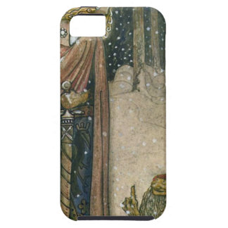 John Bauer - Princess and Troll iPhone 5 Covers