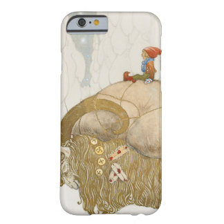 John Bauer - The Christmas Goat Barely There iPhone 6 Case