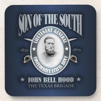 John Bell Hood (SOTS2) silver Coasters
