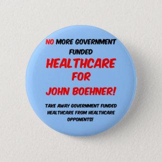 John Boehner 2 Inch Round Button