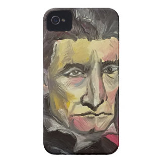 John Brown #Insta iPhone 4 Case