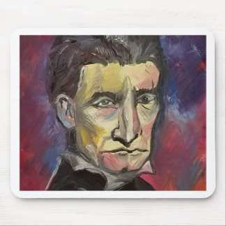 John Brown #Insta Mouse Pad