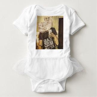 John Brown Selfie/Black Lives Matter Baby Bodysuit